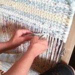 DIY Rag Rug Instructions