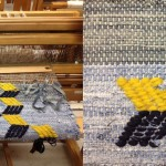 DIY Woven Rag Rug