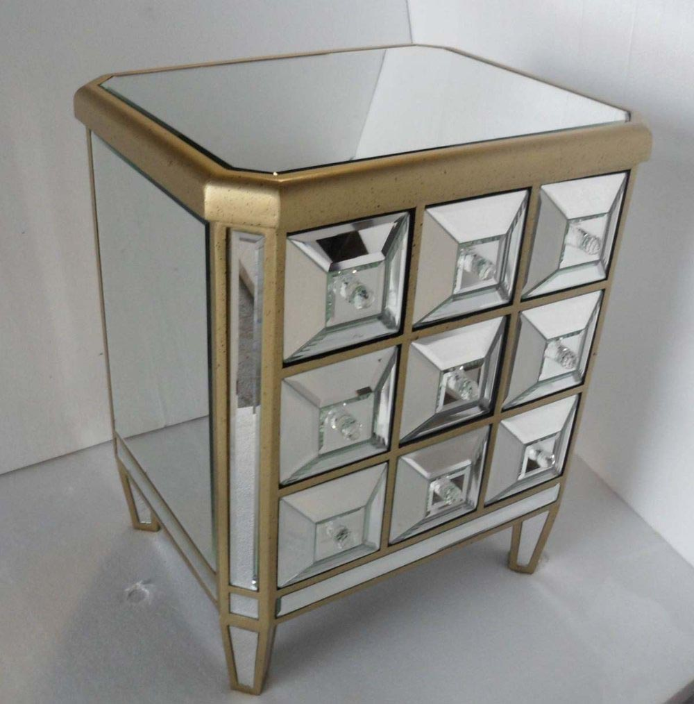 glass chest of drawers bedroom furniture cheap mirrored bedroom furniture