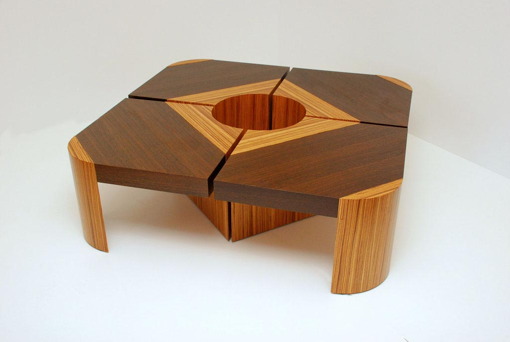 Handmade modern wood furniture best decor things for Hardwood furniture