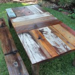 Handmade Reclaimed Wood Furniture