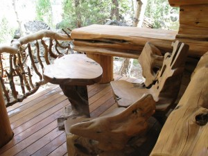 Handmade Rustic Wood Furniture