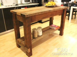 Handmade Wood Furniture Plans