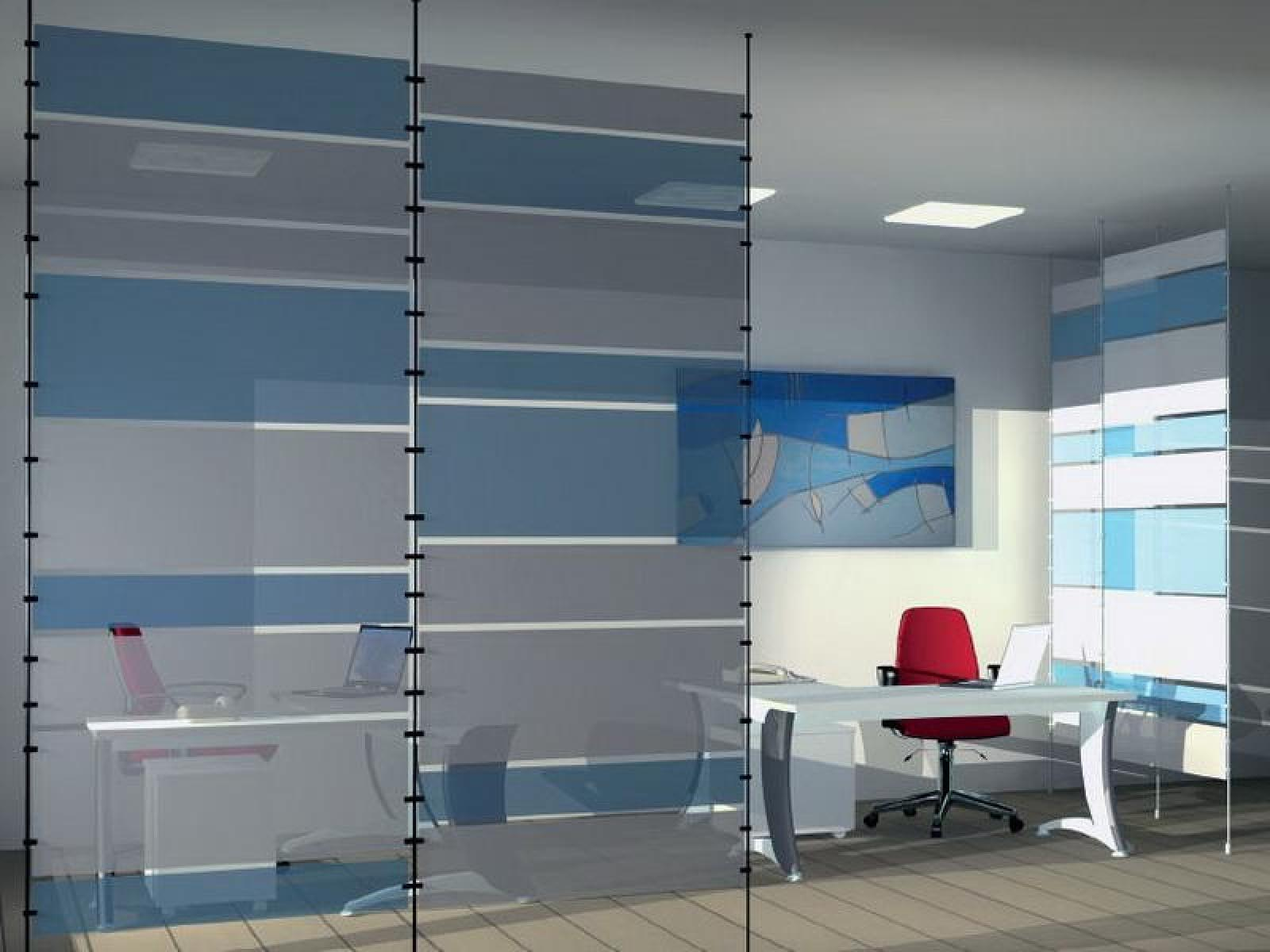 Hanging Accordion Room Dividers