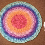 How to Make a Braided Rag Rug Without Sewing