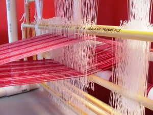 How to Weave a Rag Rug on a Loom