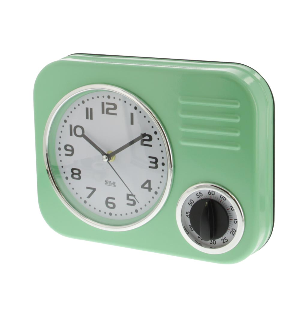 Kitchen Wall Clocks Retro