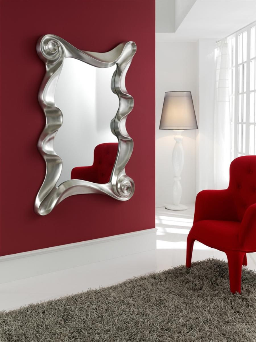 Large modern wall mirrors best decor things for Large contemporary mirrors