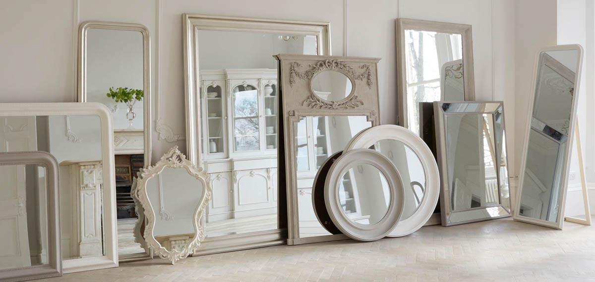 Large Oversized Wall Mirrors
