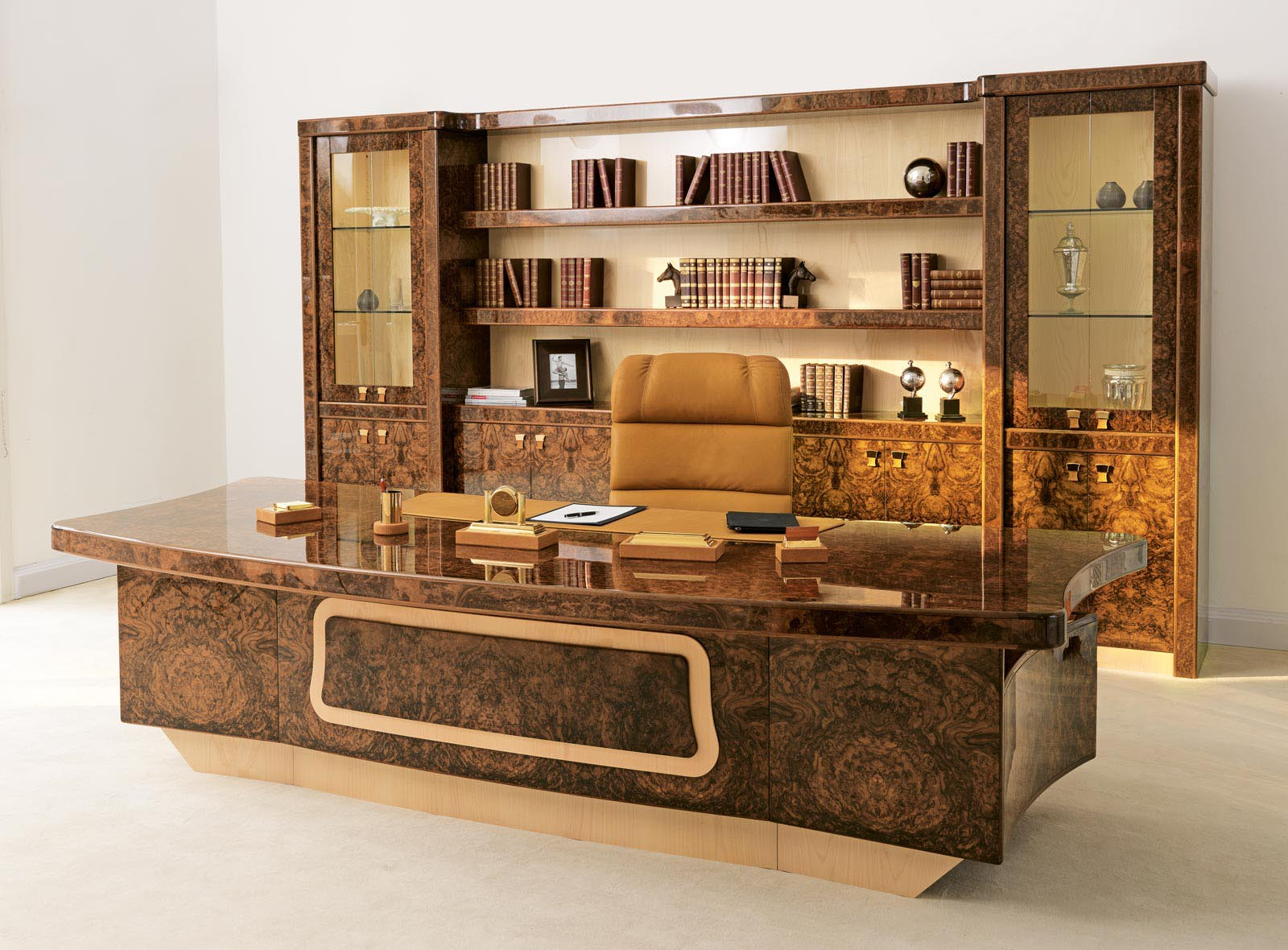 Executive Office Furniture: Luxury Executive Office Furniture