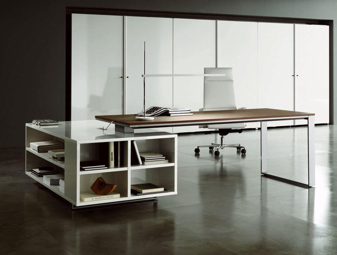 Luxury modern office furniture best decor things for Modern office furniture pictures