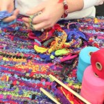 Making a Braided Rag Rug