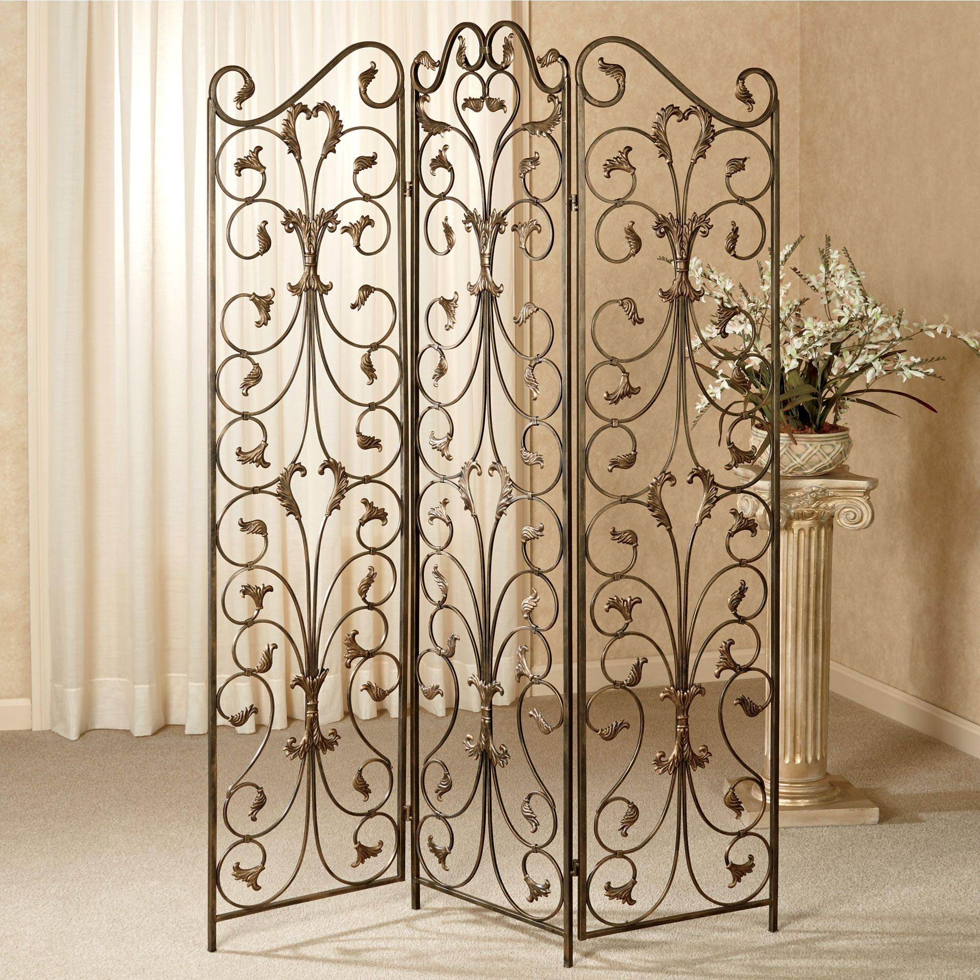 Metal Room Dividers Decorative
