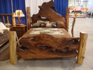 Mexican Rustic Wood Furniture