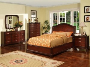 Mission Bedroom Furniture Cherry