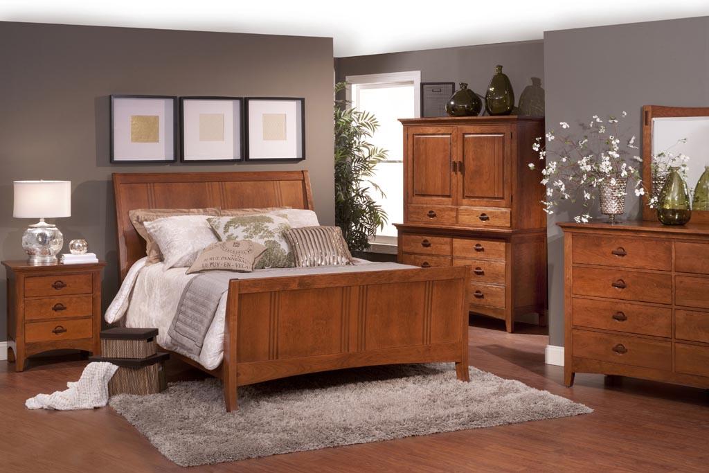 Mission Bedroom Furniture Sets