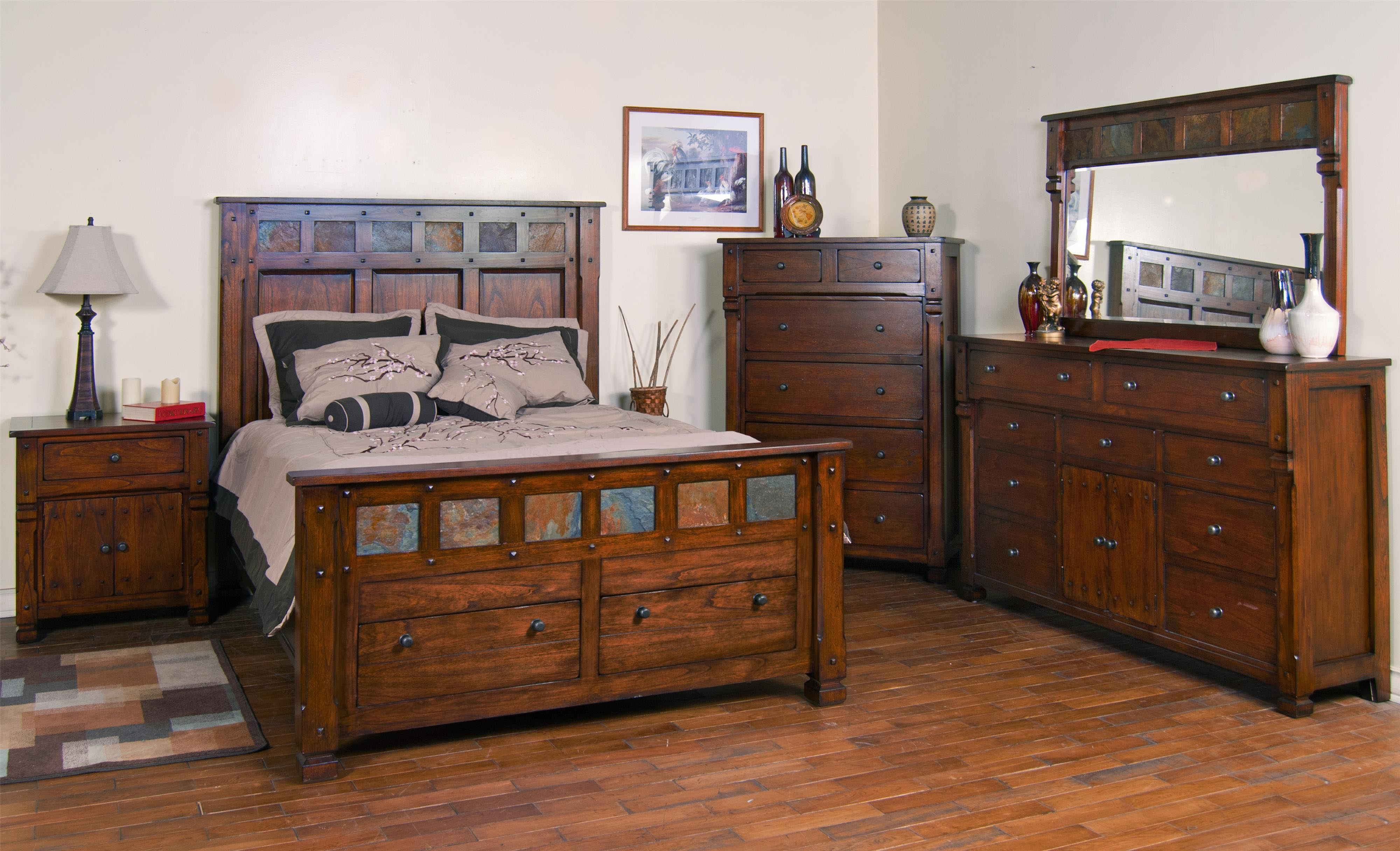 Mission style bedroom furniture best decor things for Mission style bedroom furniture