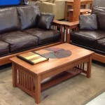 Mission Style Leather Furniture