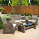 Mission Style Patio Furniture