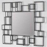 Modern Large Wall Mirrors
