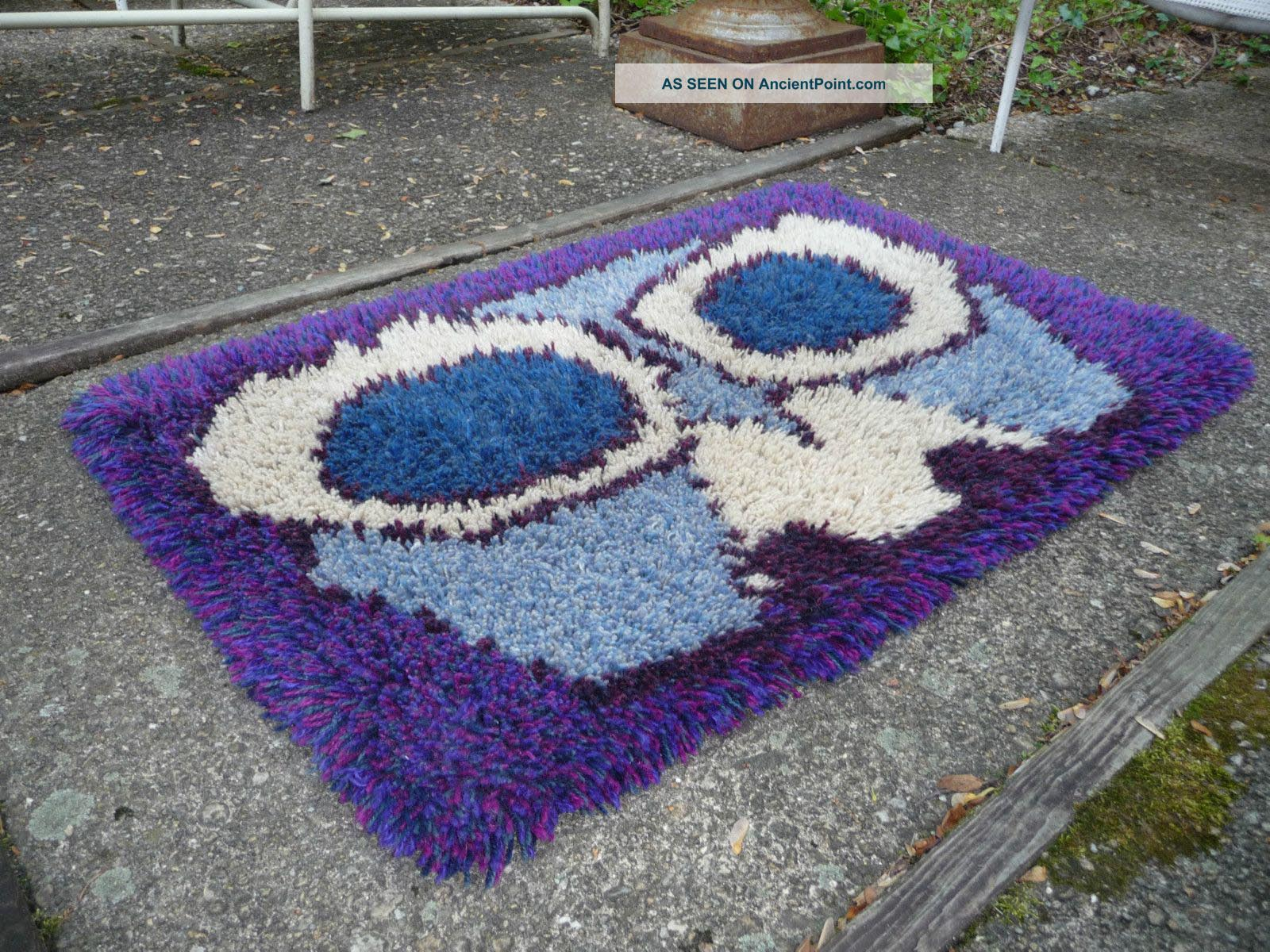 Modern Rug Hooking Patterns
