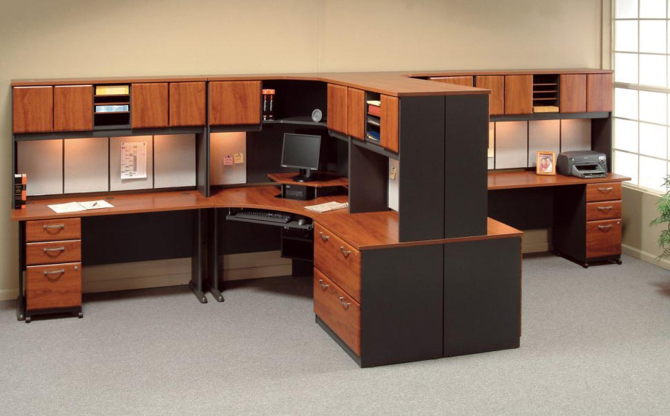 Office Furniture Cherry Wood Best Decor Things