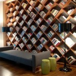On the Wall Book Shelves