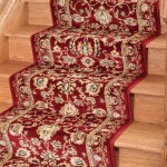 Oriental Carpet Stair Treads