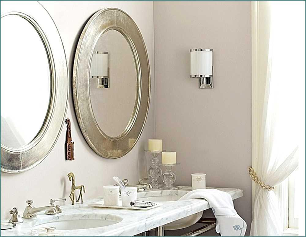 Oval Framed Bathroom Mirrors Best Decor Things