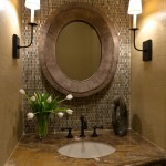 Oval Vanity Mirrors for Bathroom