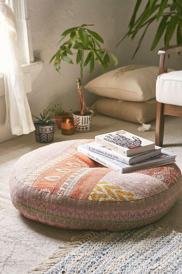 Oversized Pillows for Floor