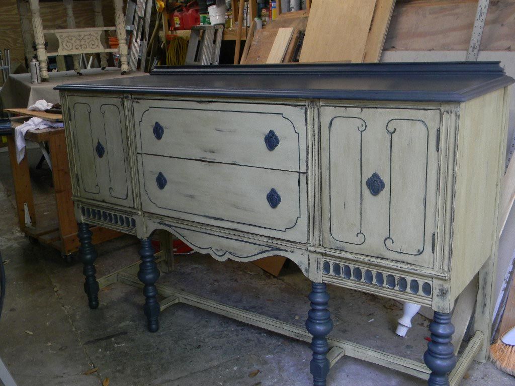 Painted and Distressed Furniture
