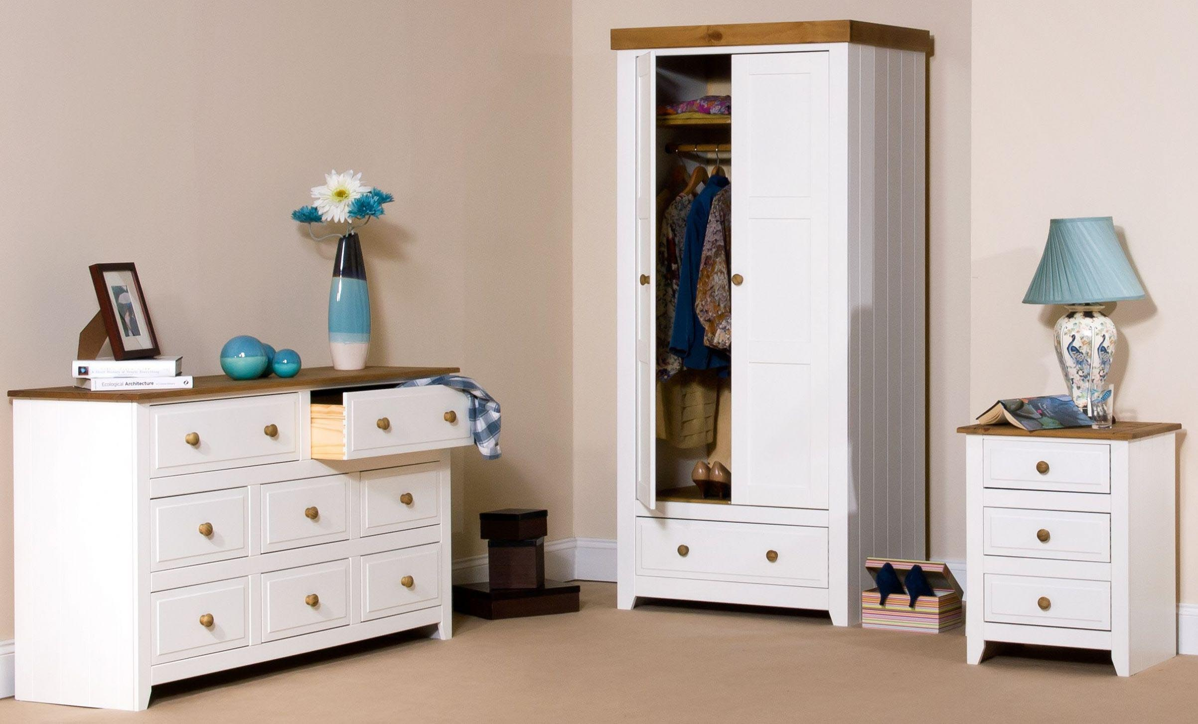 Painted Bedroom Furniture Sets