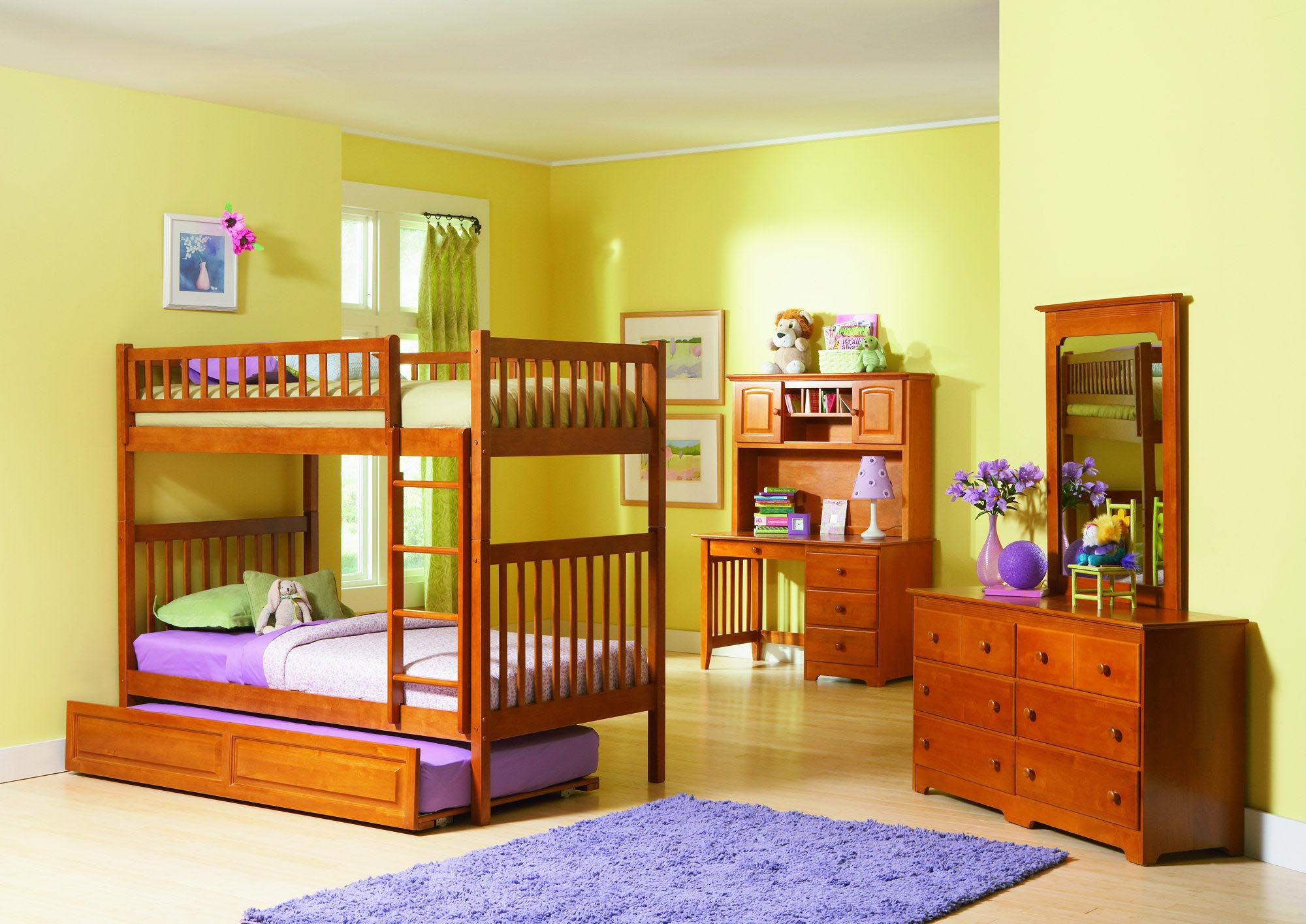 Painted Childrens Bedroom Furniture