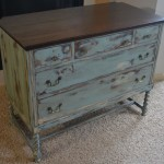 Painted Distressed Furniture Finishes