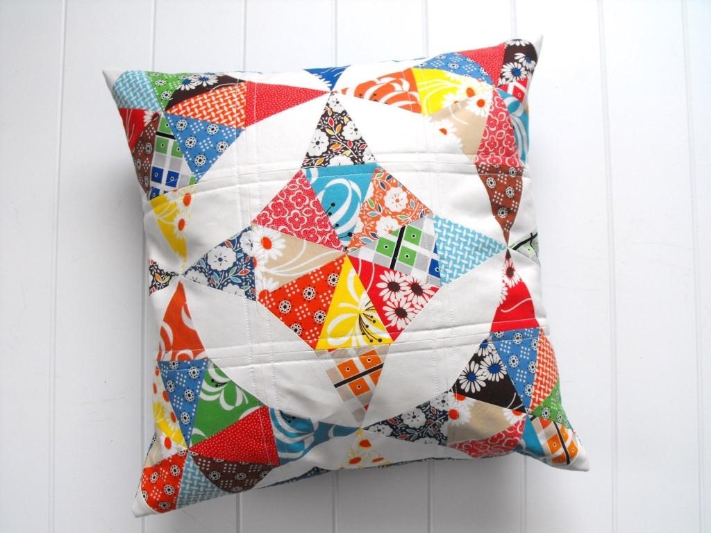 Photo Pillows DIY