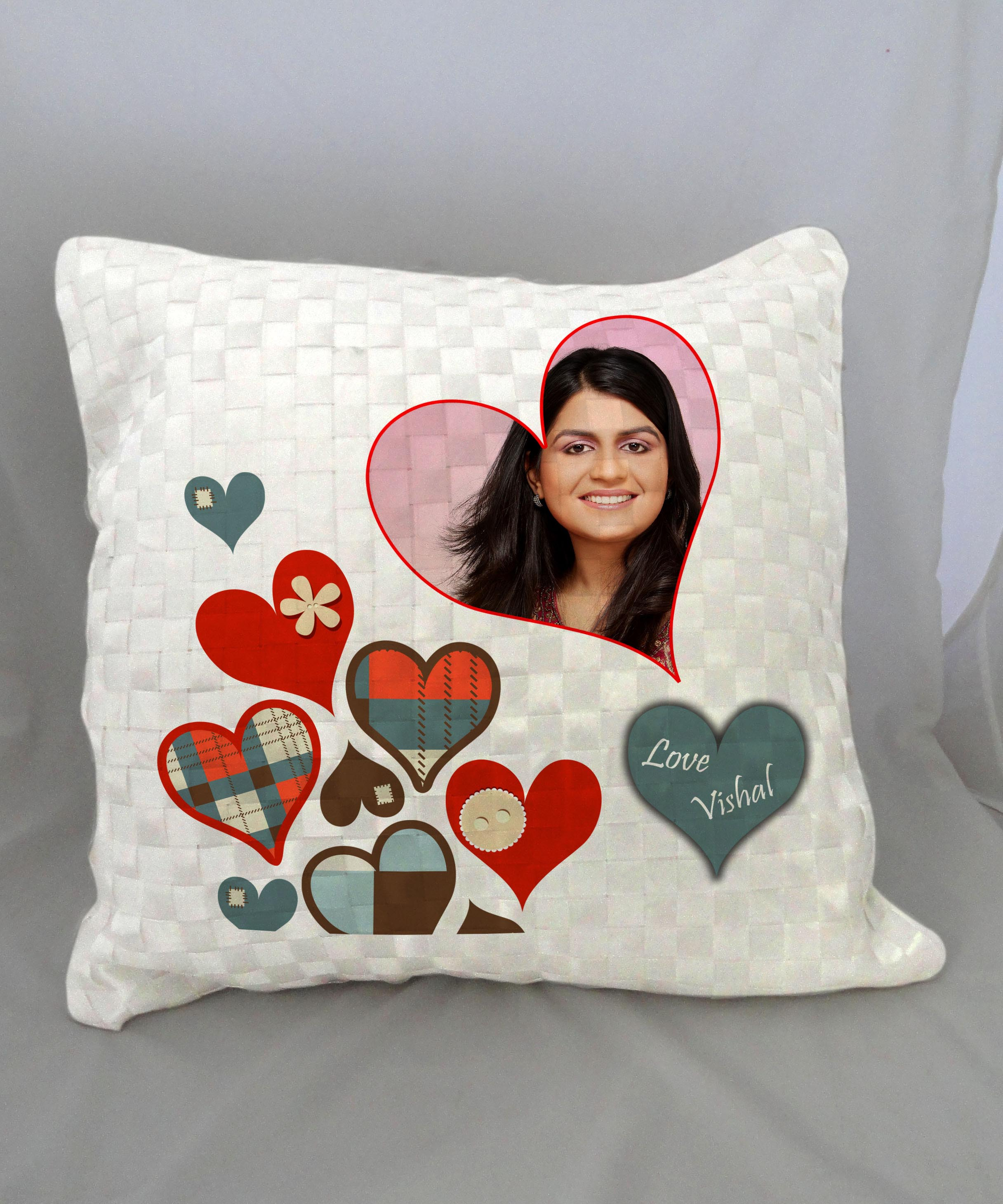 Photo Printed Pillows