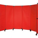 Portable Accordion Room Dividers