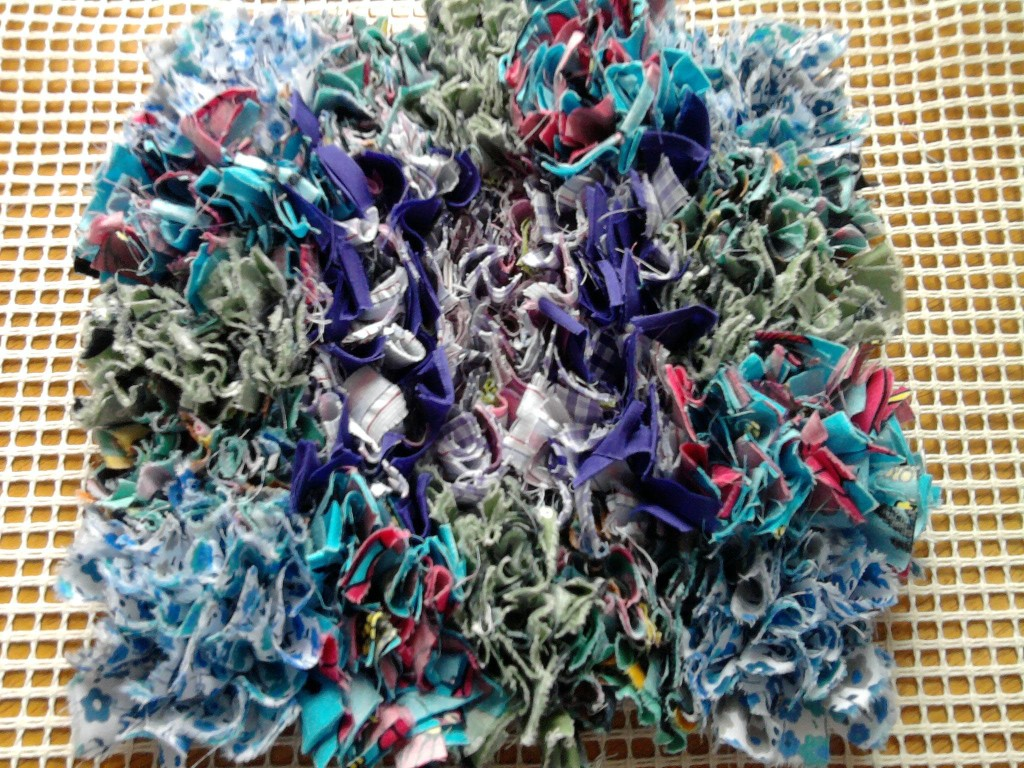 Rag Rug Crochet Hook