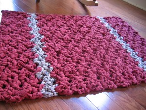 Rag Rug Crochet Patterns