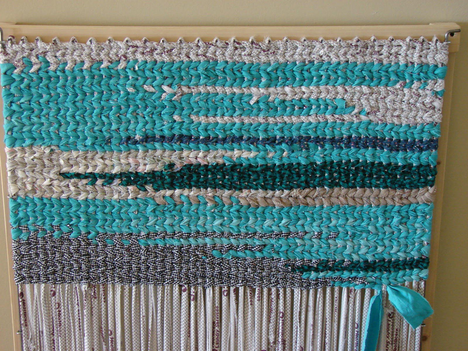 How To Weave A Rug On Loom Roselawnlutheran