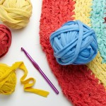 Rag Rug Tutorial Crochet