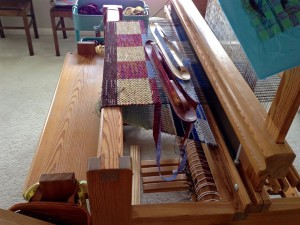 Rag Rug Weaving Loom