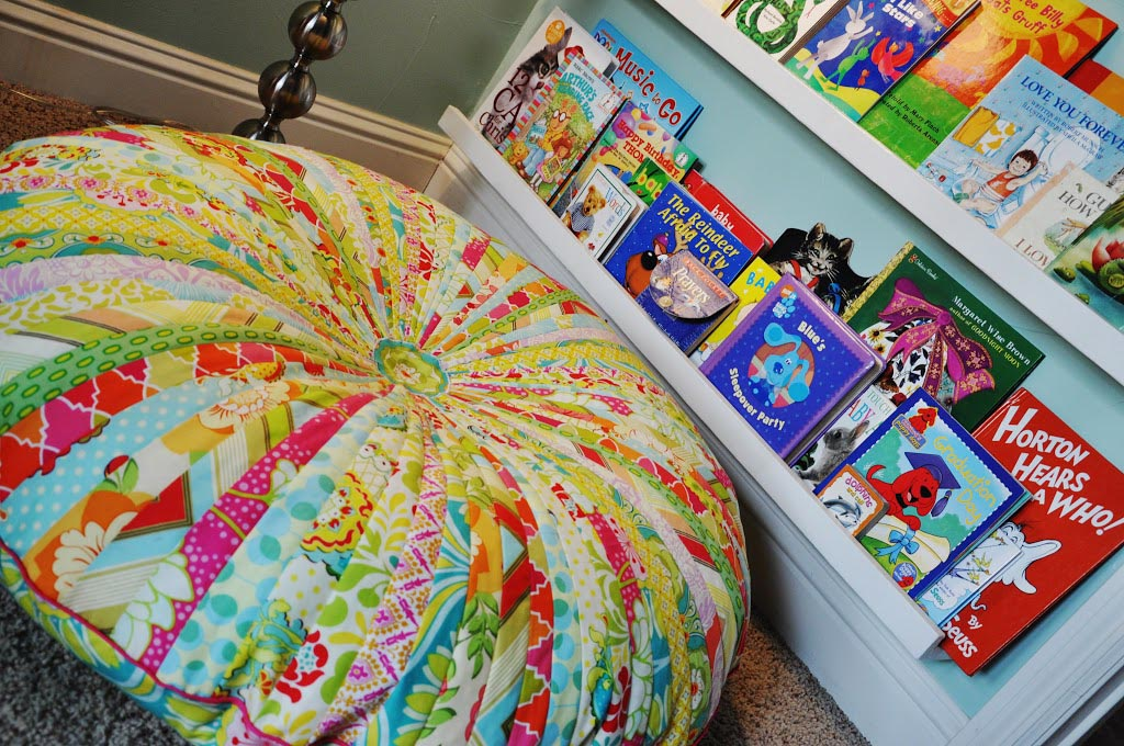 Reading Corner Pillows