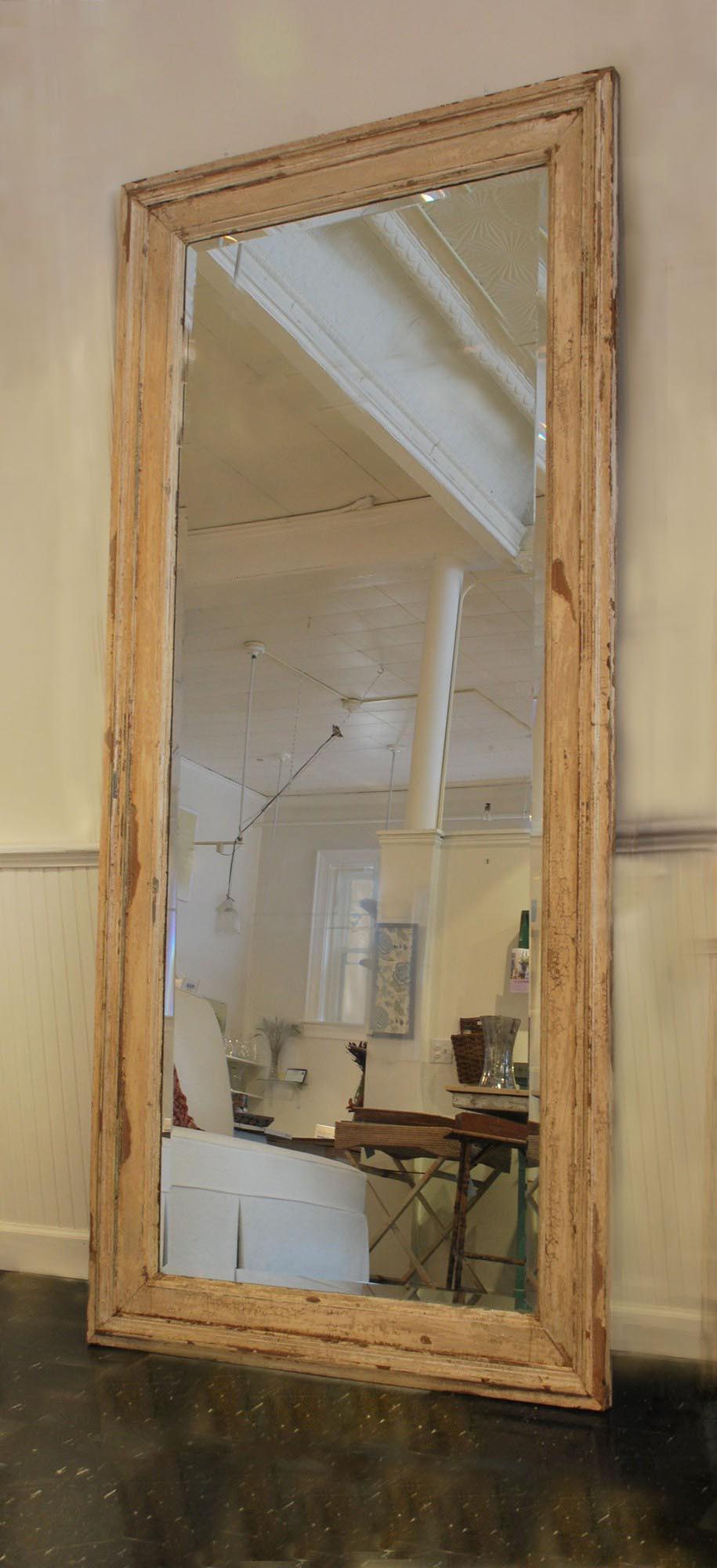 Reclaimed wood framed mirrors best decor things for Wood framed mirrors