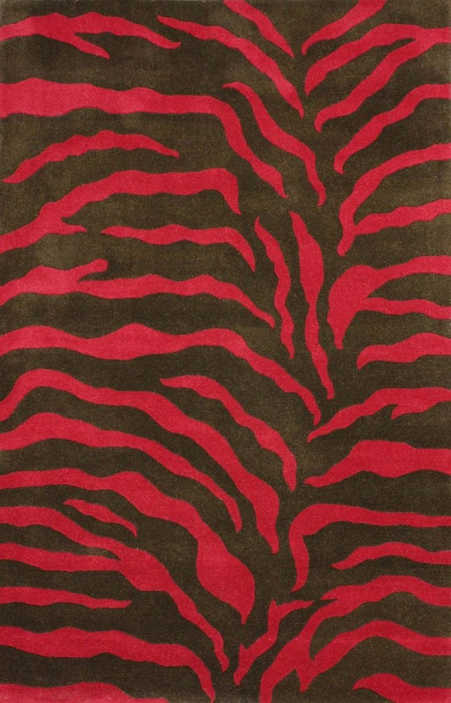 red zebra print rug best decor things