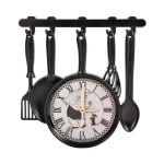 Retro Wall Clocks Kitchen