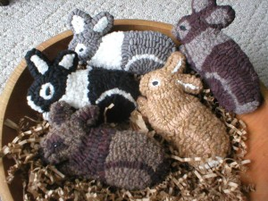 Rug Hooking Primitive Patterns