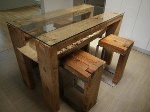 Rustic Handmade Wood Furniture