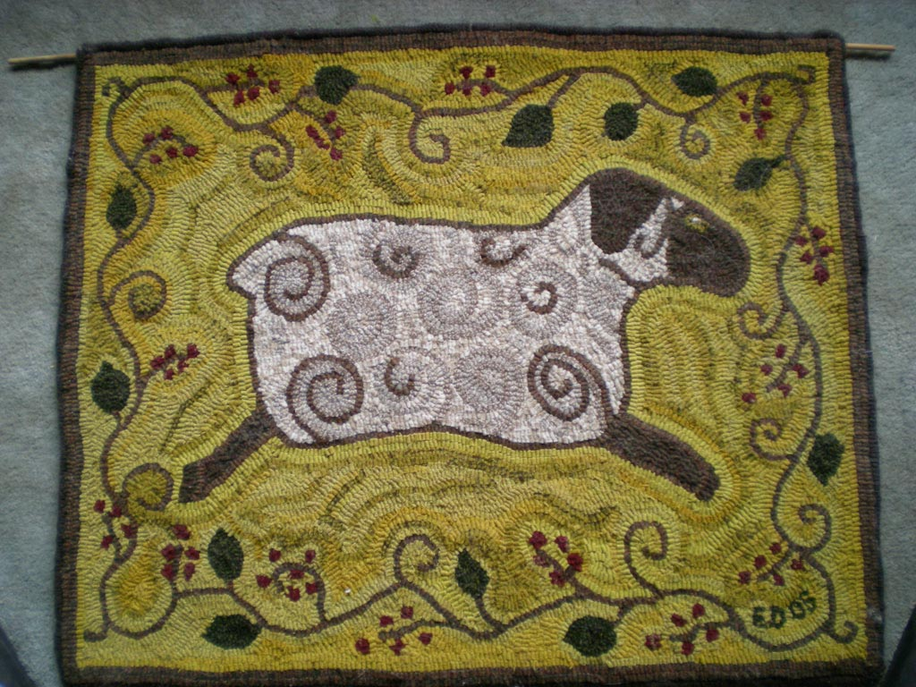Searsport Rug Hooking Kits